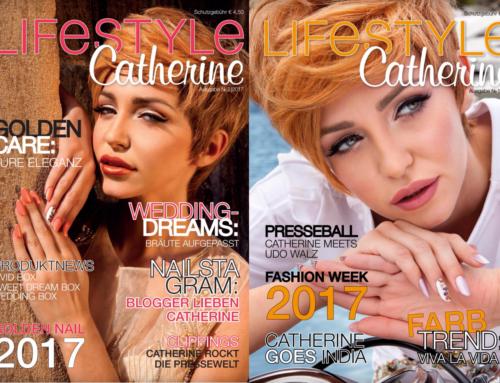 Ajakirja Catherine uus number!